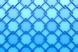並ぶ正方形の模様 CGのイラスト素材 [FYI04873272]
