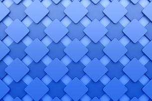 並ぶ正方形の模様 CGのイラスト素材 [FYI04873274]