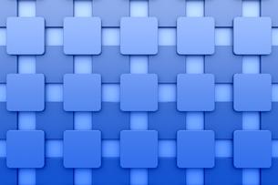 並ぶ正方形の模様 CGのイラスト素材 [FYI04873276]