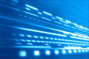光る線の模様 CGのイラスト素材 [FYI04873321]