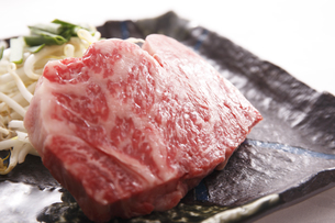 牛肉の写真素材 [FYI04873942]