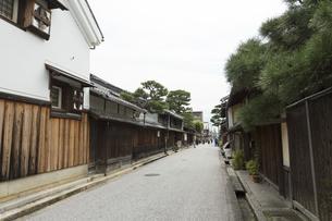 近江商人の町並の写真素材 [FYI04873966]