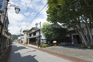 近江商人の町並の写真素材 [FYI04874020]