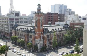 横浜市開港記念会館の写真素材 [FYI04874274]