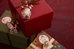 クリスマスプレゼントの写真素材 [FYI04874384]
