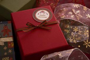 クリスマスプレゼントの写真素材 [FYI04874387]