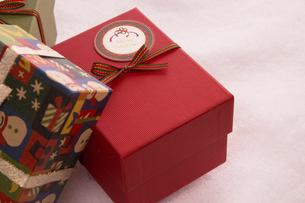 クリスマスプレゼントの写真素材 [FYI04874388]