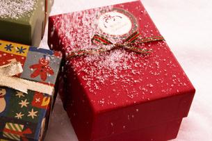 クリスマスプレゼントの写真素材 [FYI04874458]