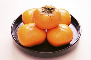 平種なし柿の写真素材 [FYI04874533]