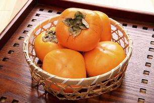 平種なし柿の写真素材 [FYI04874534]