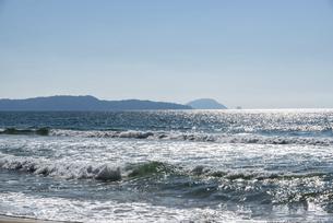 玄界灘の砂浜の写真素材 [FYI04874554]