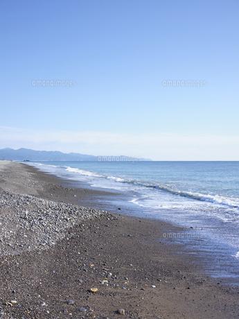 七里御浜の写真素材 [FYI04874882]