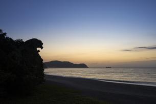 熊野の獅子岩の写真素材 [FYI04874952]