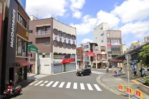 日吉駅 東横線の写真素材 [FYI04875043]