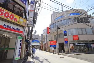 日吉駅 東横線の写真素材 [FYI04875045]