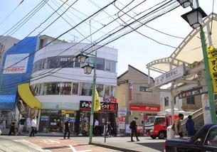 菊名駅東口 東横線の写真素材 [FYI04875050]