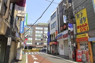 祐天寺駅前商店会 東横線の写真素材 [FYI04875067]