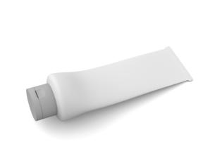 クリームチューブのイラスト素材 [FYI04875253]