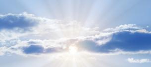 朝の光の写真素材 [FYI04876360]