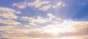朝の光の写真素材 [FYI04876363]