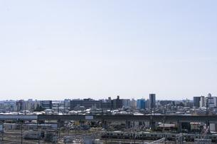 仙台市の街並みの写真素材 [FYI04877757]