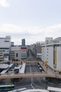 仙台市の街並み 南町通の写真素材 [FYI04877767]