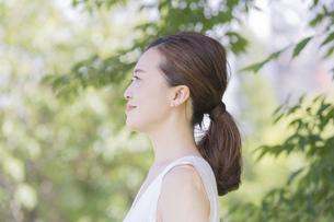 30代女性・スキンケア・ナチュラルイメージの写真素材 [FYI04878079]