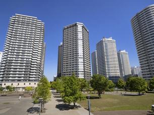 高島中央公園 神奈川県横浜市西区の写真素材 [FYI04878783]