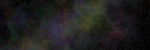 宇宙パノラマCGのイラスト素材 [FYI04880421]