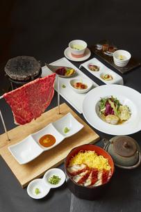 和食コースの写真素材 [FYI04881338]