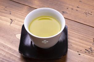 日本茶(煎茶)の写真素材 [FYI04881459]