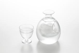 冷酒の写真素材 [FYI04881612]