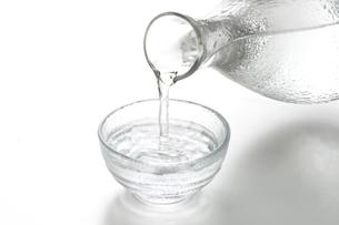 冷酒の写真素材 [FYI04881621]