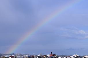 虹の写真素材 [FYI04881936]
