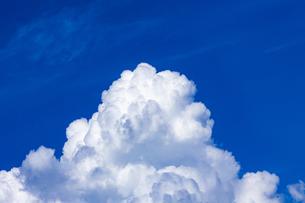 真夏の空の写真素材 [FYI04882259]