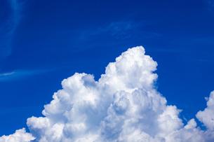 真夏の空の写真素材 [FYI04882261]