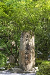 国の名勝 高千穂峡の写真素材 [FYI04882358]