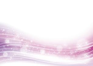 幻想的な光の背景 ピンクのイラスト素材 [FYI04882813]