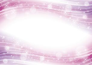幻想的な光の背景 ピンクのイラスト素材 [FYI04882814]