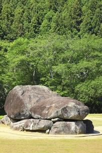 石舞台古墳の写真素材 [FYI04883254]