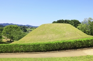 高松塚古墳の写真素材 [FYI04883262]