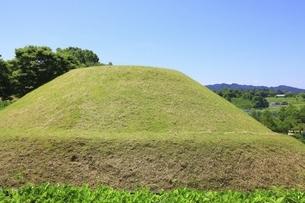 高松塚古墳の写真素材 [FYI04883264]