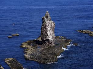 神威岩の写真素材 [FYI04883514]