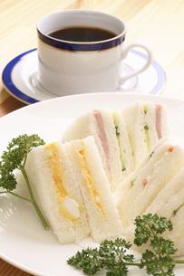 サンドイッチの写真素材 [FYI04883710]