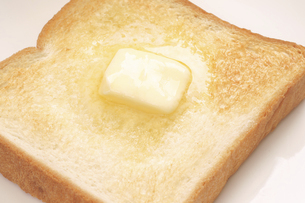バタートーストの写真素材 [FYI04883722]
