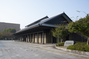 名古屋能楽堂の写真素材 [FYI04884291]