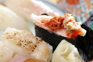 にぎり寿司の写真素材 [FYI04884357]