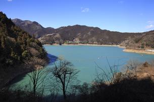 神流湖の写真素材 [FYI04884922]