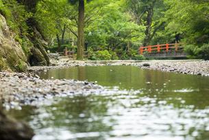暁嵐の滝の写真素材 [FYI04884992]