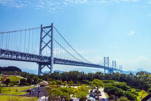 瀬戸大橋の写真素材 [FYI04886960]
